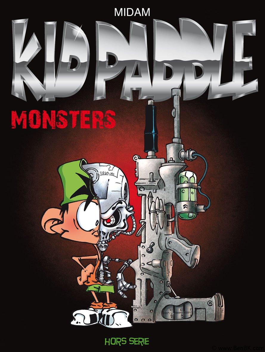 KidPaddleMonsters01Couv