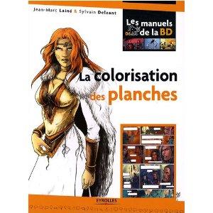 la colorisation des planches de bd - Coloriste Bd