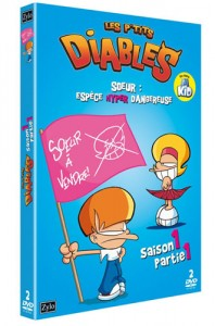 Les P'tits Diables DVD saison 1 partie 1