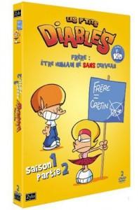 Les P'tits Diables DVD Saison 1 partie 2