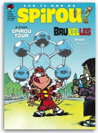 Spirou Spécial Bruxelles