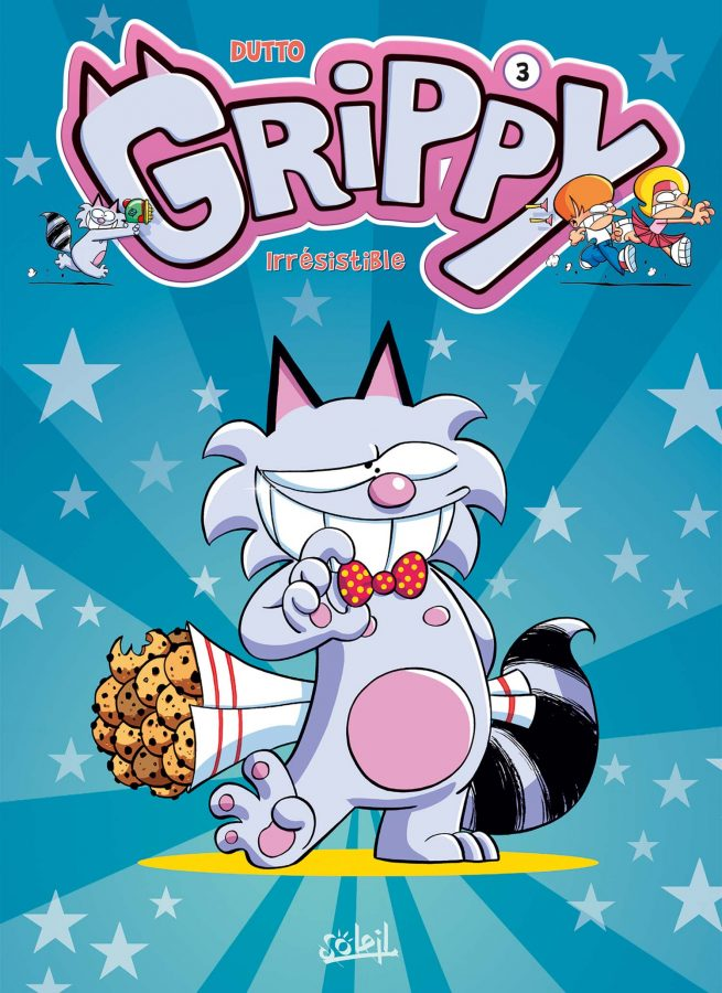 Grippy tome 3 - Irresistible