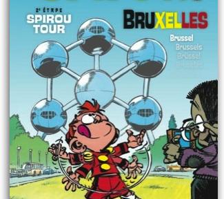 Spirou Tour : spécial Bruxelles